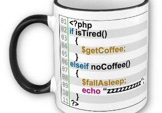 Taza de programador