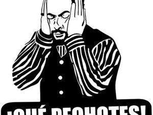 Antonio Recio, que pechotes