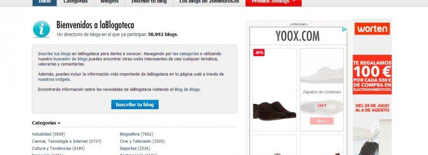 La Blogoteca 20Minutos