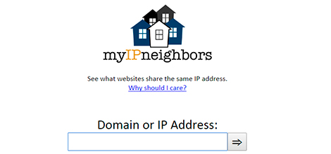 My IP Neighbors