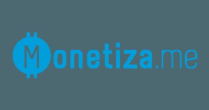 Logo Monetiza.me