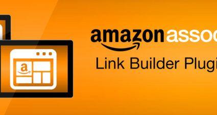 Amazon Associates Link Builder Plugin