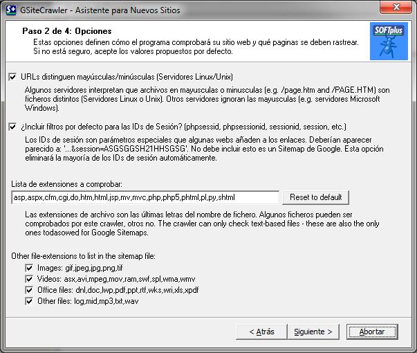 Sitemap Internet: Aprende A Usar Gsitecrawler Para Crear Sitemaps