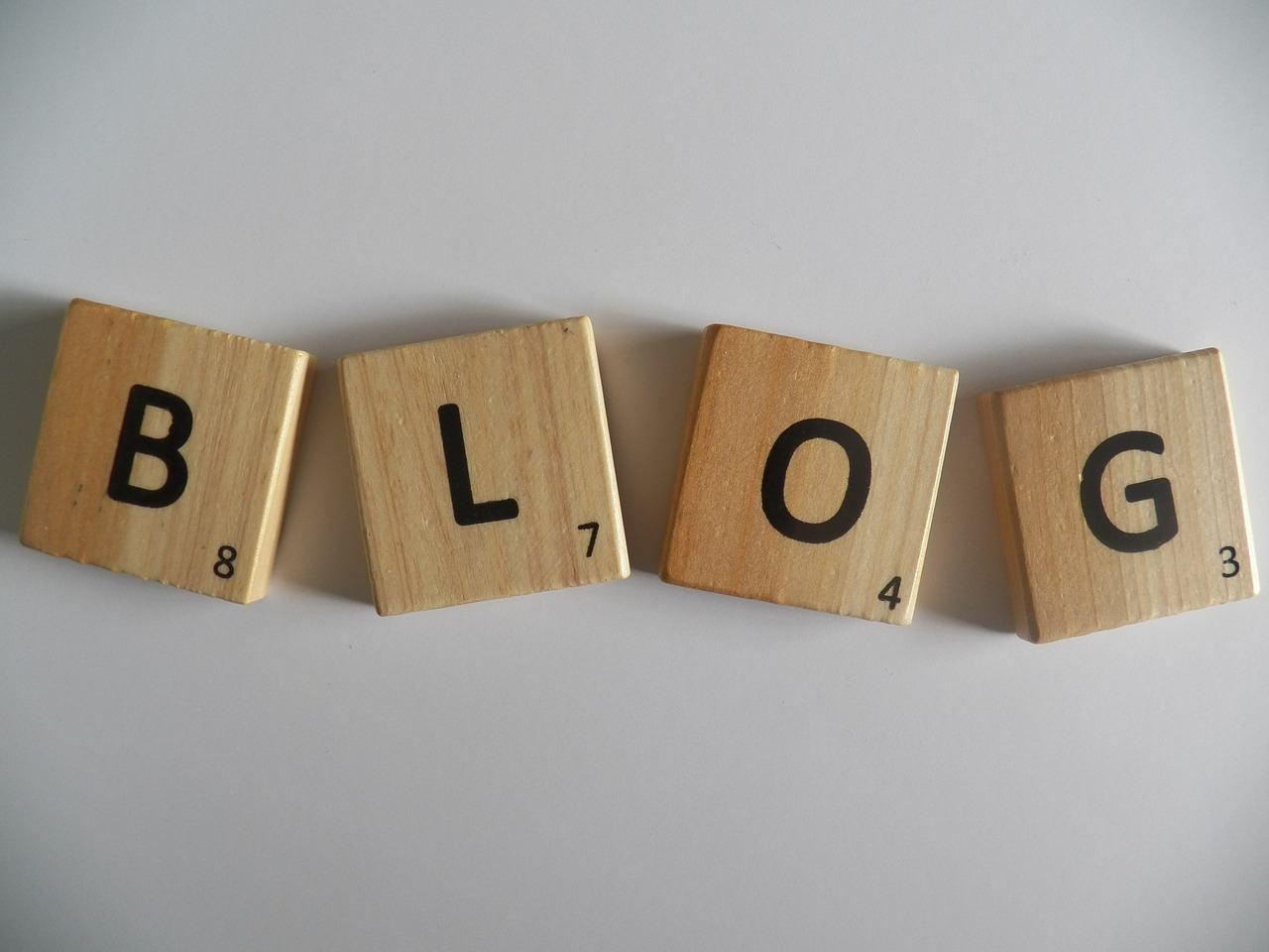 Crear un blog 1