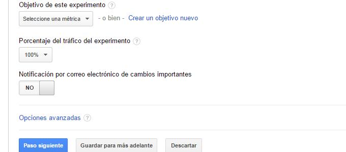 Experimentos Google