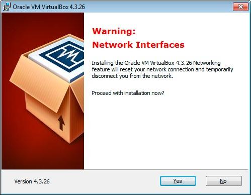 Paso 4 Instalación VirtualBox